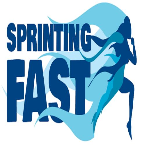 Sprinting Fast.
