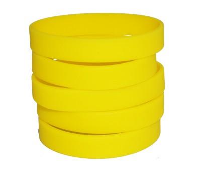 SF yellow wristband